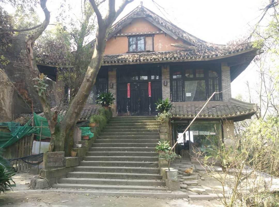Salomon城市越野重庆南山站 参考轨迹2
