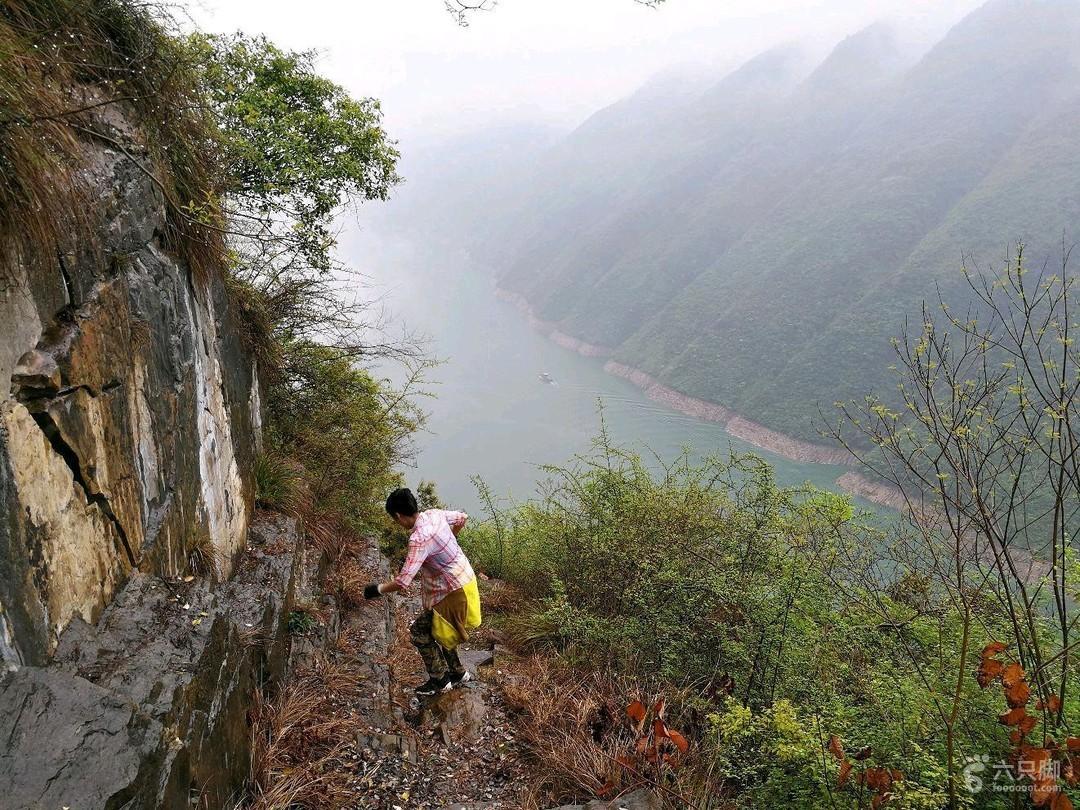 徒步三峡D3(巫峡)孙家湾——烂泥湖未命名