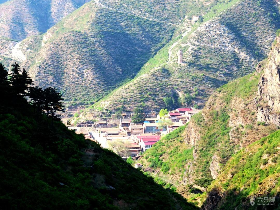 塔尔寺-北灵山(韭山)-塔尔寺(环登)IMG_7817