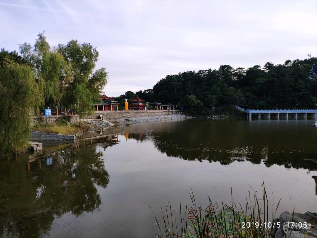 慧灵山生态风景区游览1