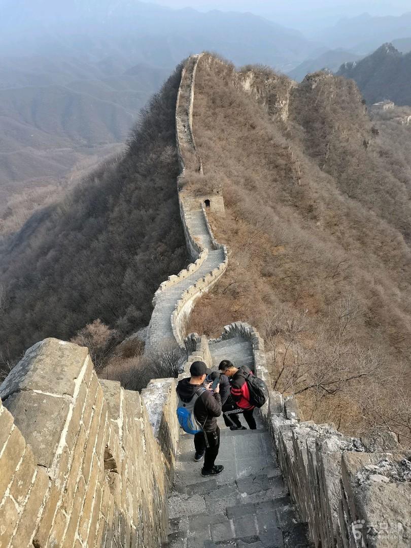 箭扣,天梯,小天梯,鹰飞倒仰,西大墙,中国结,九眼楼未命名