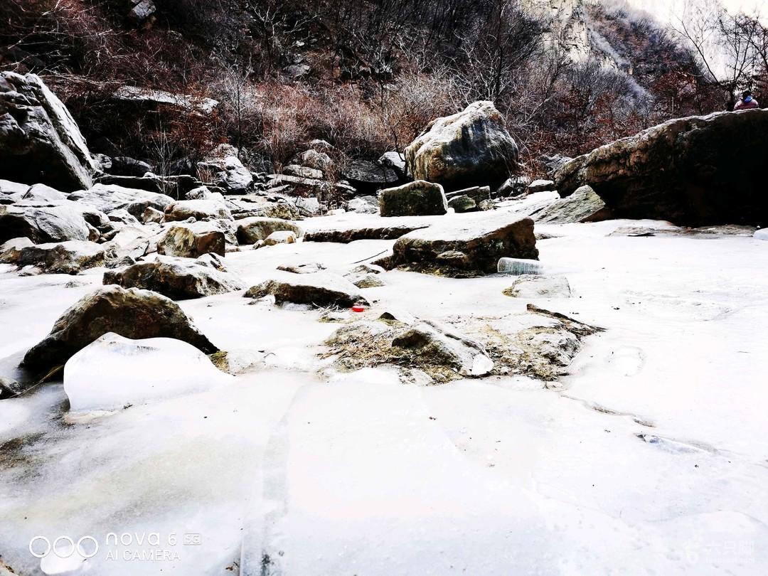 2021-01-09 登山林州 太行大峡谷1