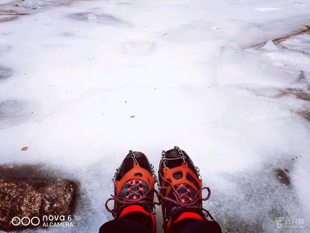 2021-01-09 登山林州 太行大峡谷2
