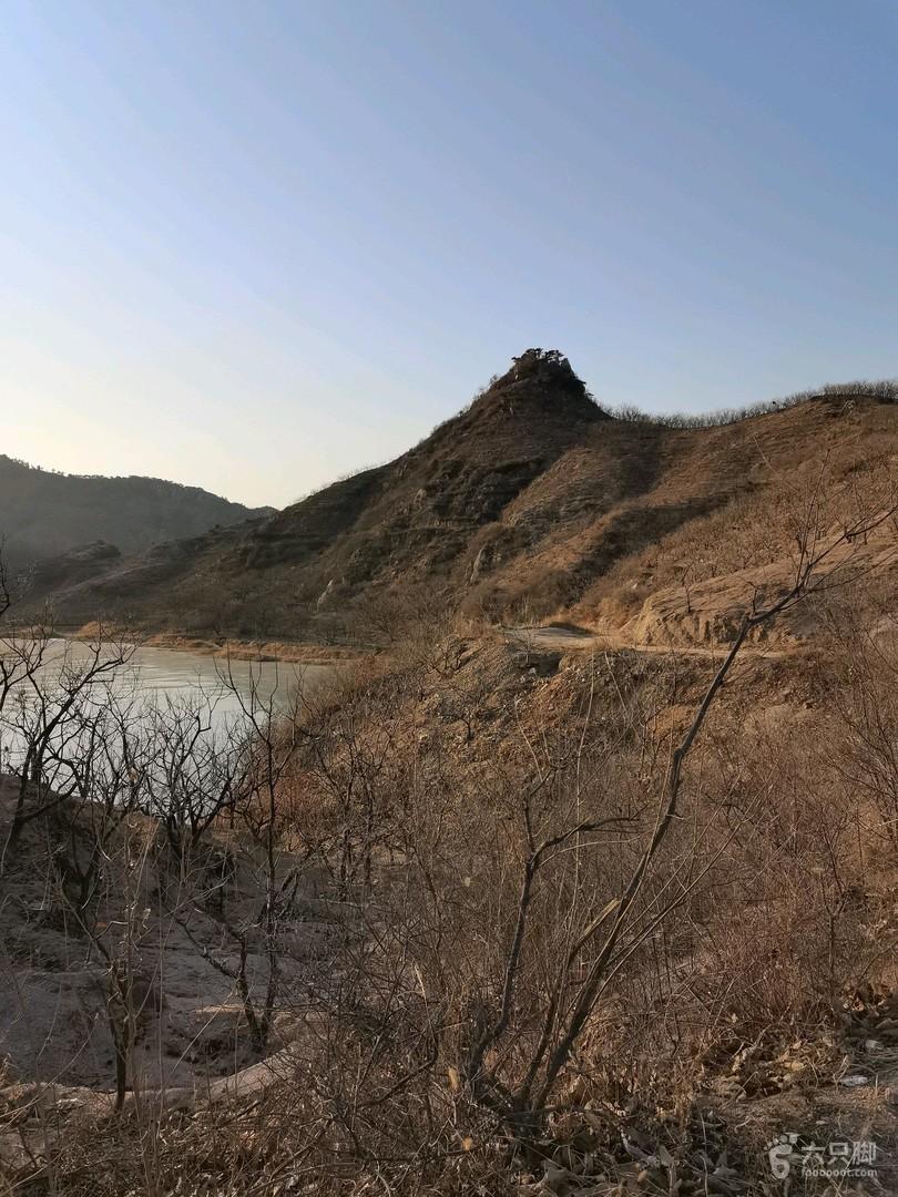 汤泉水上长城、八卦岭灯塔山、怪石嶙峋未命名
