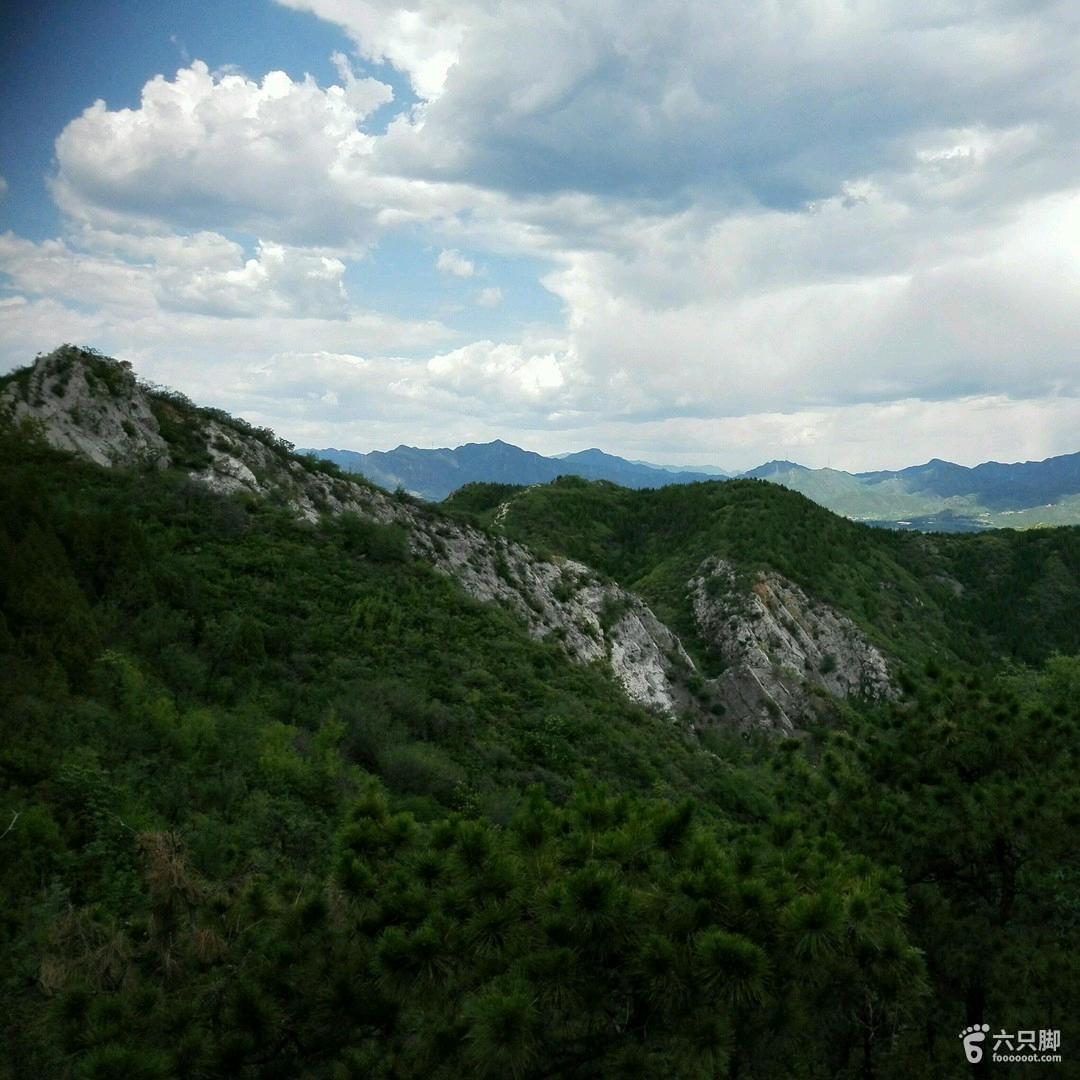 081_2020-02-28 八大处爬山遛腿。骑行,爬山。